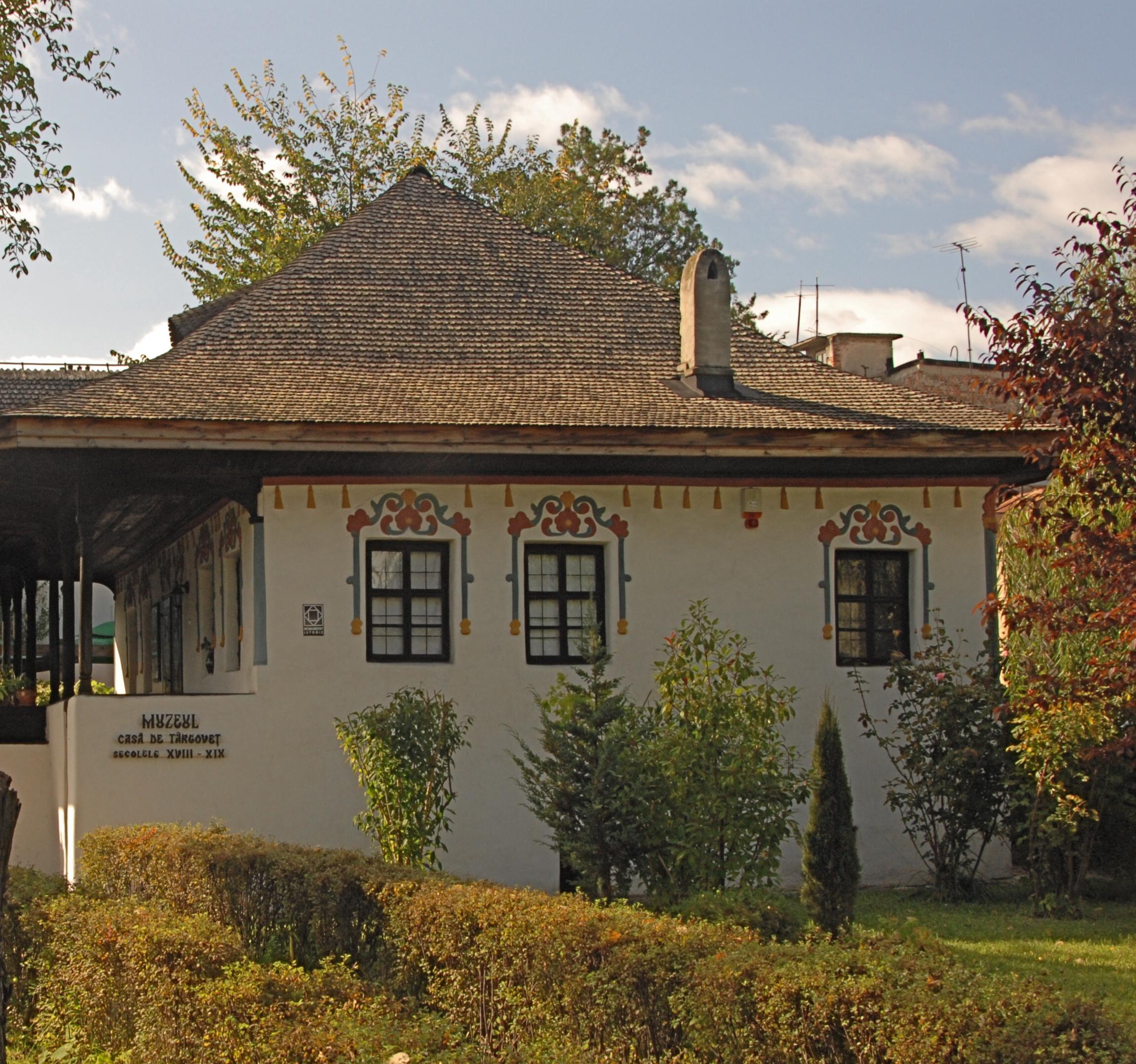 """Vă invităm să vizionați filmul de prezentare al Muzeului """"Casă de Târgoveț din secolele al XVIII-lea - al XIX-lea"""", accesând linkul  Vizionare plăcută!"""
