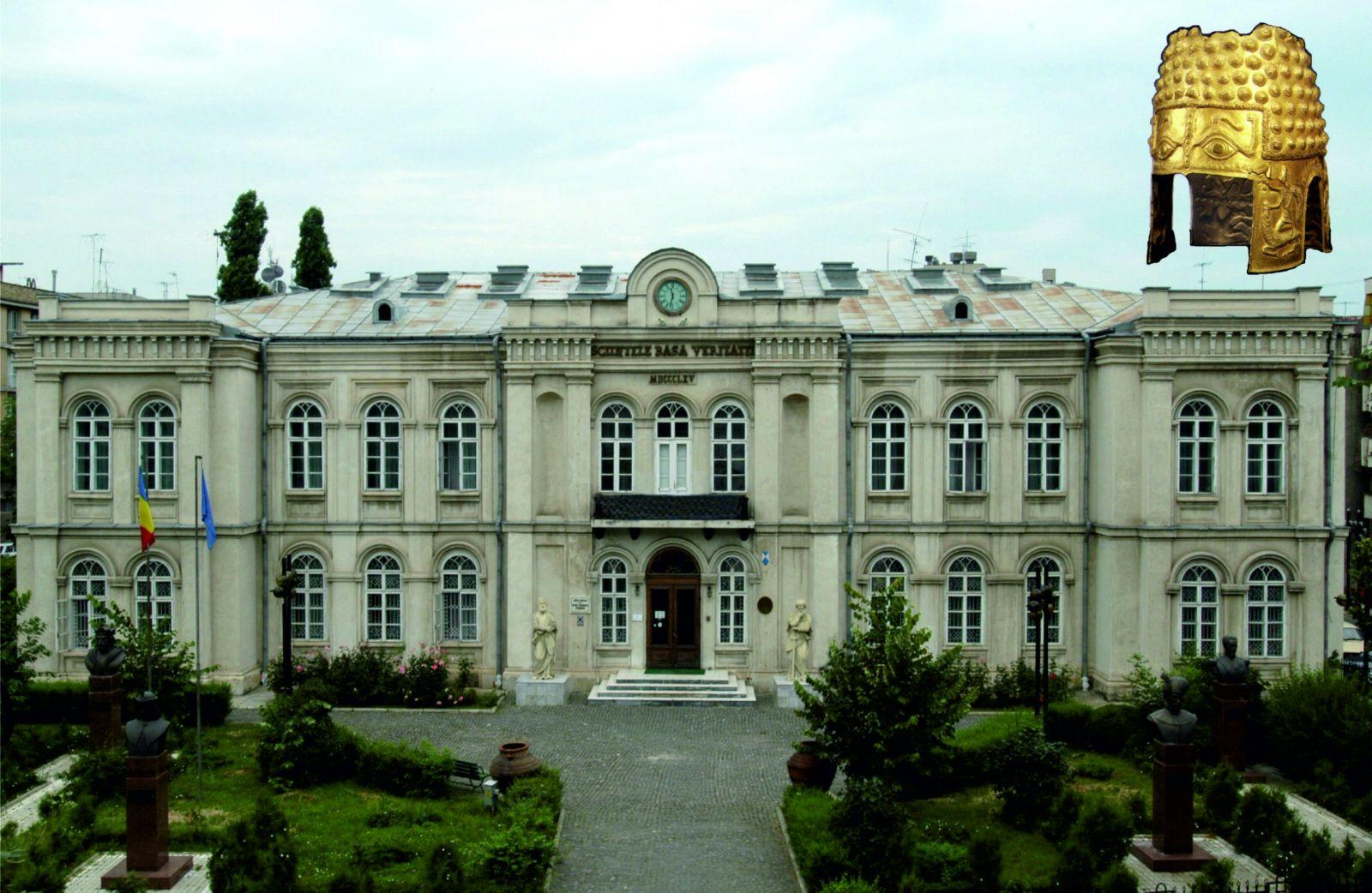 Vă invităm să vizionați filmul de prezentare a Muzeului Județean de Istorie și Arheologie Prahova - partea I, accesând linkul https://youtu.be/NtqJgRKOX9w. Vizionare plăcută!